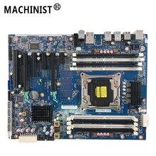 Placa base Original para HP Z440 C612, MB, LGA, 2003 3, 2003 002, 2009 001, 2009 2009, 100%, completamente probada