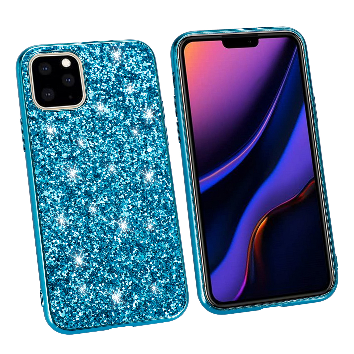 Shiny Glitter Girls Case for iPhone 11/11 Pro/11 Pro Max 1