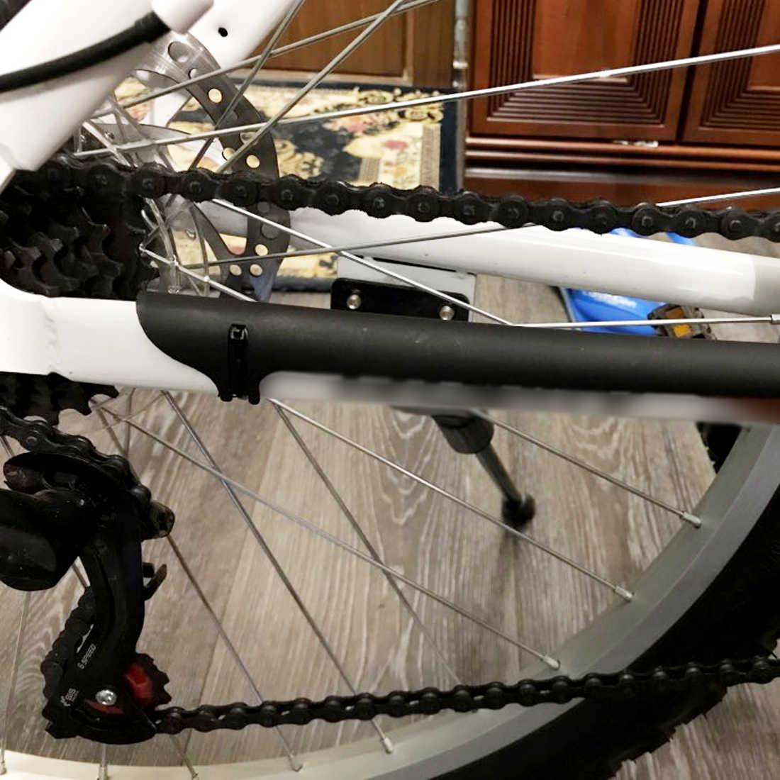 Chaîne de vélo rester protecteur vélo de route chaîne VTT équipement de cyclisme garde de chaîne