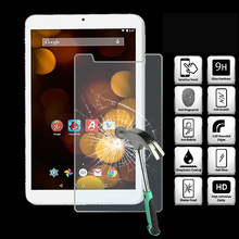 Für Argos Bush Spira B1 8 Zoll Tablet Gehärtetem Glas Screen Protector Abdeckung Explosion-Proof Anti-Scratch-Screen film