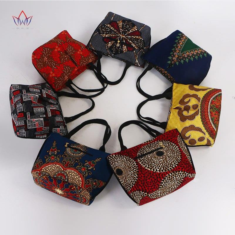 African Women Bags Black Color Bazin Riche Bag African Jacquard Garment Fabric Handbags 100% Cotton African Bag WYB426