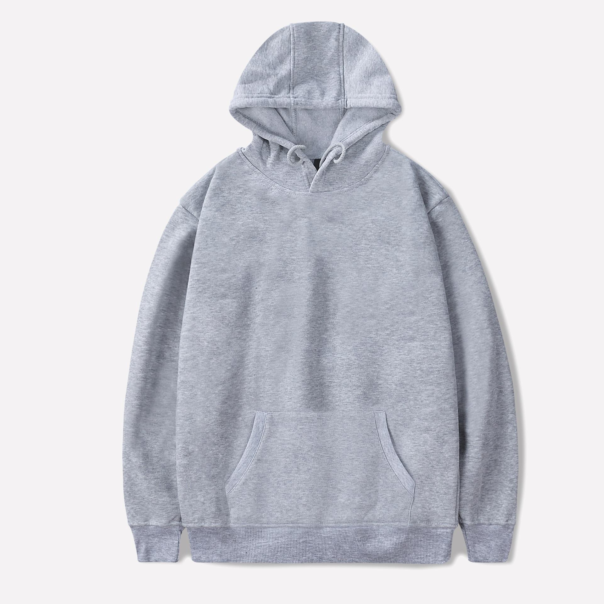 Hot Sweatshirt Harajuku Women Clothing 2019 New Street Hooded Sweatshirt With Hood Winter Couple Lovers Sweatshirt Coat YW13