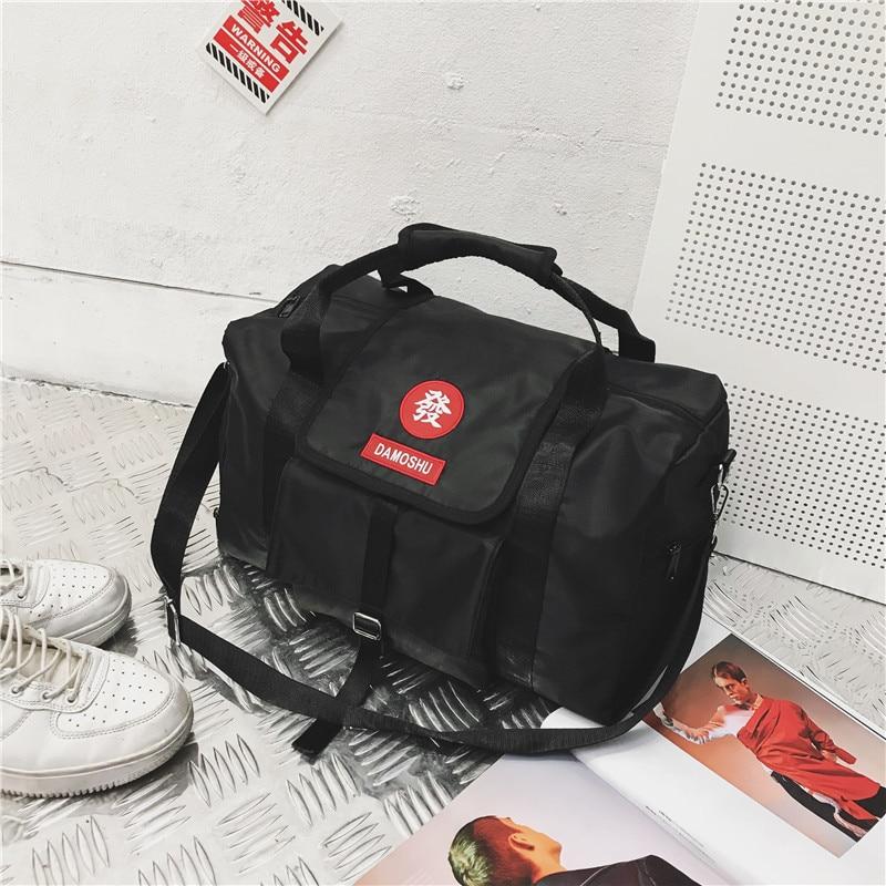 Spring 2019 New Korean Single Shoulder Travel Bag Short-distance Training Fitness Sports Women's Bag