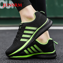 купить 2019 New Summer Outdoor Running Shoes For Men Comfortable Sports Shoes Breathable Athletic Training Shoes Sneakers дешево
