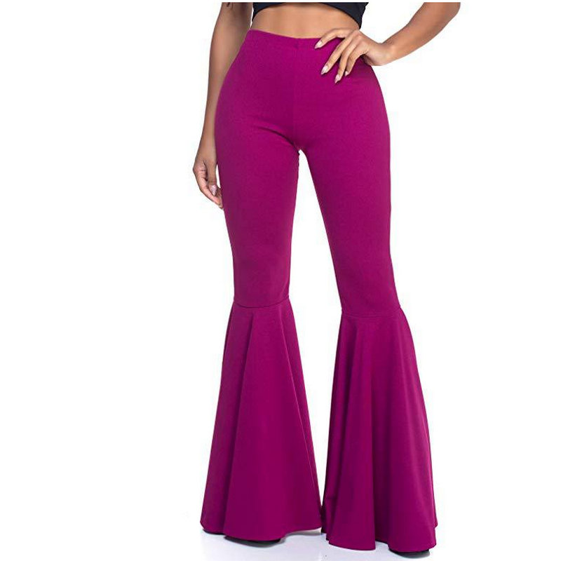 2020 Holiday Young Style Solid Woman Sexy Woman Boot Cut 7040