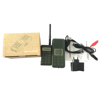 20W 126DB Bird Caller Electric MP3 Player Amplifier Goose Duck Predator Wildlife Hunting Decoy with 150 Bird Voices EU Plug