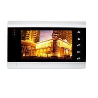 Homefong 7 Inch WiFi Video Indoor Monitor Video Door Phone Intercom Record Unlock Wireless