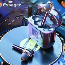 цена на Essager 07B TWS Wireless Bluetooth 5.0 Earphone Headphones Mini Cordless Headset In Ear True Wireless Earbuds For iPhone