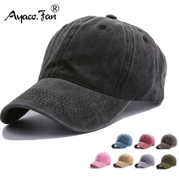 Solid Spring Summer Cap