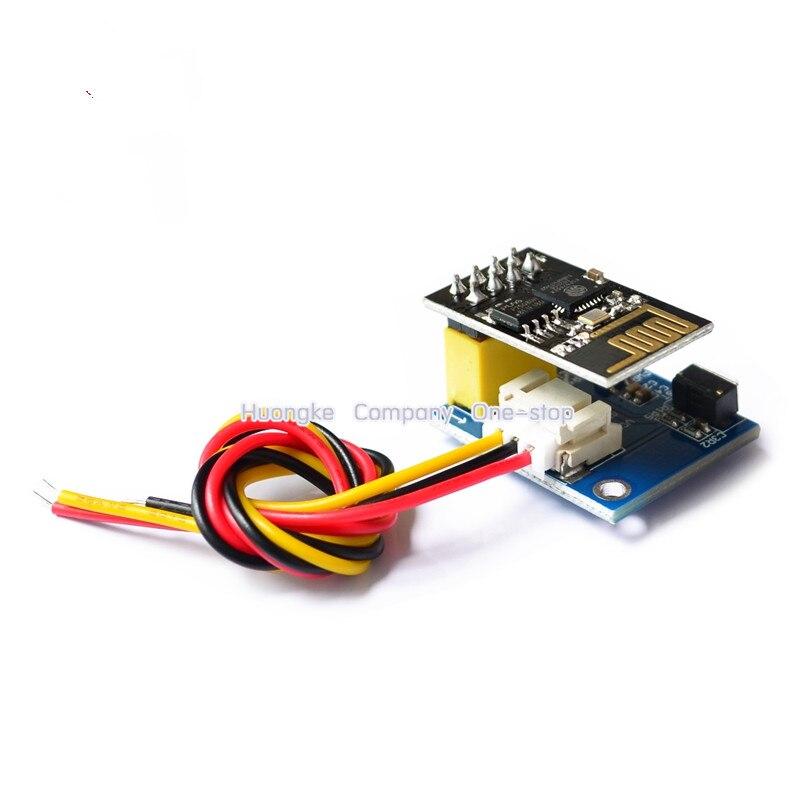 1PCS  Esp8266 Esp-01 Esp-01s Ws2812 RGB LED Module