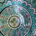 10-дюймовый Спиннер, изготовленный из листовой нержавеющей стали 1 мм, высокого качества, очаровательное и привлекательное украшение для дом...
