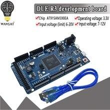 Na nasze szczegółowe opisy i opinie ze względu na R3 pokładzie AT91SAM3X8E SAM3X8E 32-bit ARM Cortex-M3 płyta sterowania moduł dla Arduino rozwój pokładzie