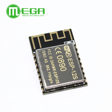 10 個新ESP 12S (ESP 12Fアップグレード) ESP8266 リモートシリアルポート無線lanワイヤレスモジュール