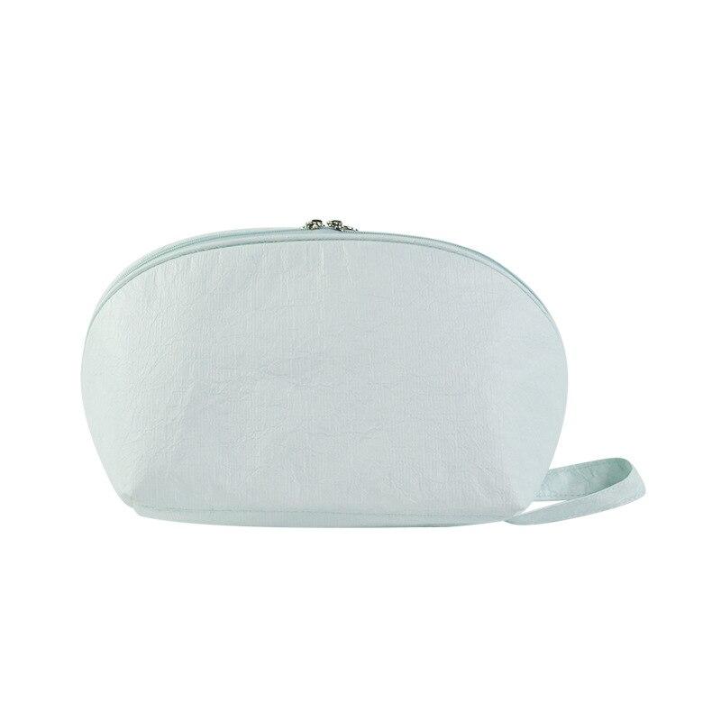 Моющая водопроводная линия DuPont бумажный дорожный набор косметичка Косметика сумка настраиваемая водонепроницаемая сумка для хранения оде... - 3