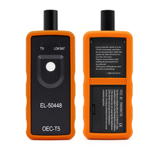 Universal EL-50448 TPMS Activation Reset Tool OEC-T5 for Vehicles Equipped with A 315 or 433 MHz Tire Pressure Monitoring System