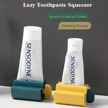 Ручная выжималка для зубной пасты очищающее средство Диспенсер