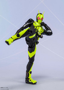 "Image 4 - BANDAI esprits Tamashii Nations S.H.Figuarts (SHF) figurine Kamen cavalier zéro une trémie montante ""Kamen Rider ZERO ONE"""
