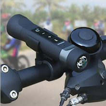 Bicycle LED Light Outdoor Riding Card TF Memory Card Bluetooth Speaker Wireless Speaker Sound System Stereo Music Surround unique design wireless bluetooth levitating speaker 360 degrees surround sound led light floating speaker for smartphones