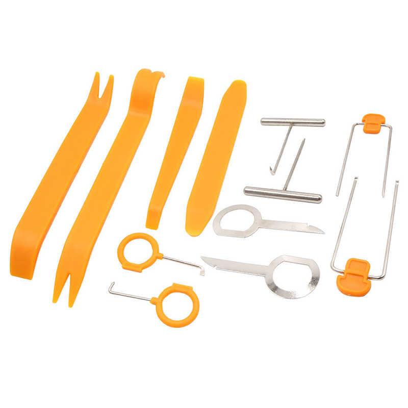 12Pcs Kit di strumenti di rimozione del pannello dell'automobile