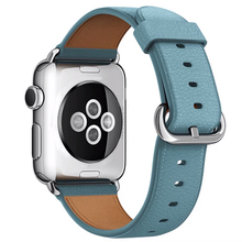 Leather watchband for Apple watch band 4 5 3 44mm 42mm strap iwatch bands 38mm 40mm Sport Bracelet correa apple watch 5/4/3/2/1 strap for apple watch band 42mm 38mm 5 4 3 correa iwatch 44mm 40mm sport loop bracelet apple watch 5 4 accessories 5 3 2