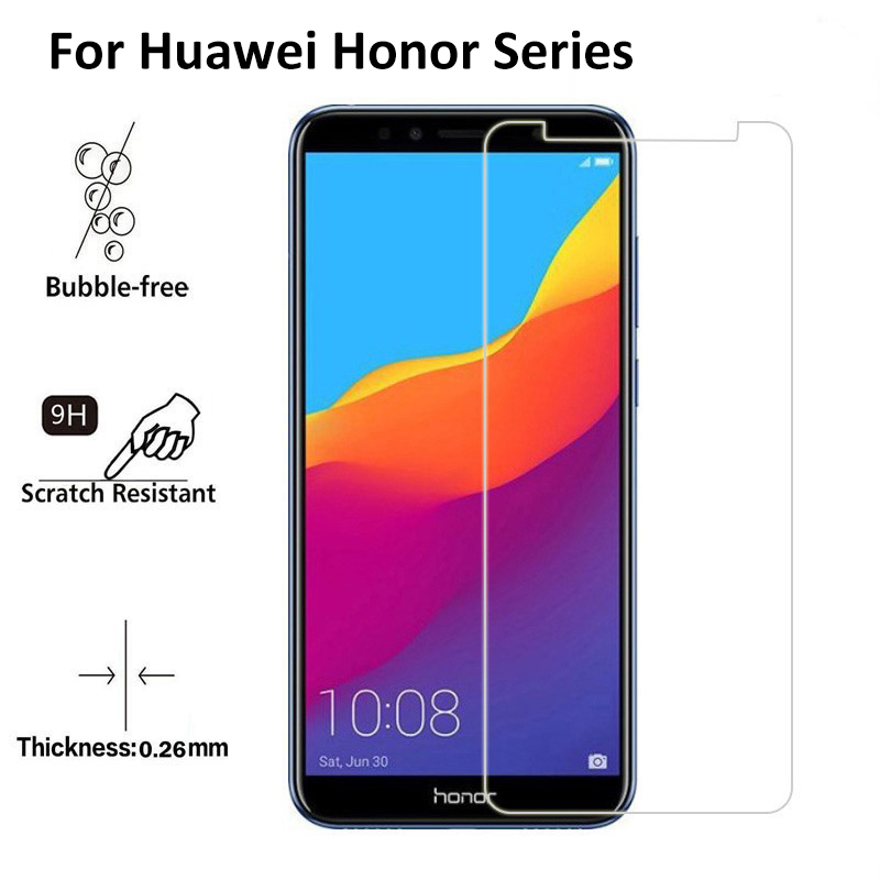 Honor7A Protective Glass For Huawei Honor 7A Screen Protector For Honor 7A 7C Pro 7X 7 Tempered Glass Honor7 7 A C X 7Apro Film