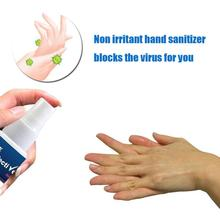 30ml Disinfection Spray Hand Sanitizer Antibacterial Rinse-free Long-lasting Clean Hand Disinfection Liquid Soap