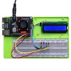 ABS эксперимент держатель комплект платформы макет для Raspberry Pi 4B/3B +/3B/2B/B +, Zero/W, Mega 2560