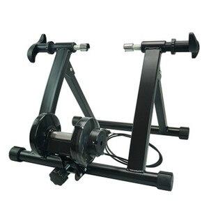 7 geschwindigkeit Indoor MTB Rennrad Trainer Radfahren Trainer Hause Fitness Reiten Plattform rodillo bicicleta Fahrrad Trainer Ohne Pad