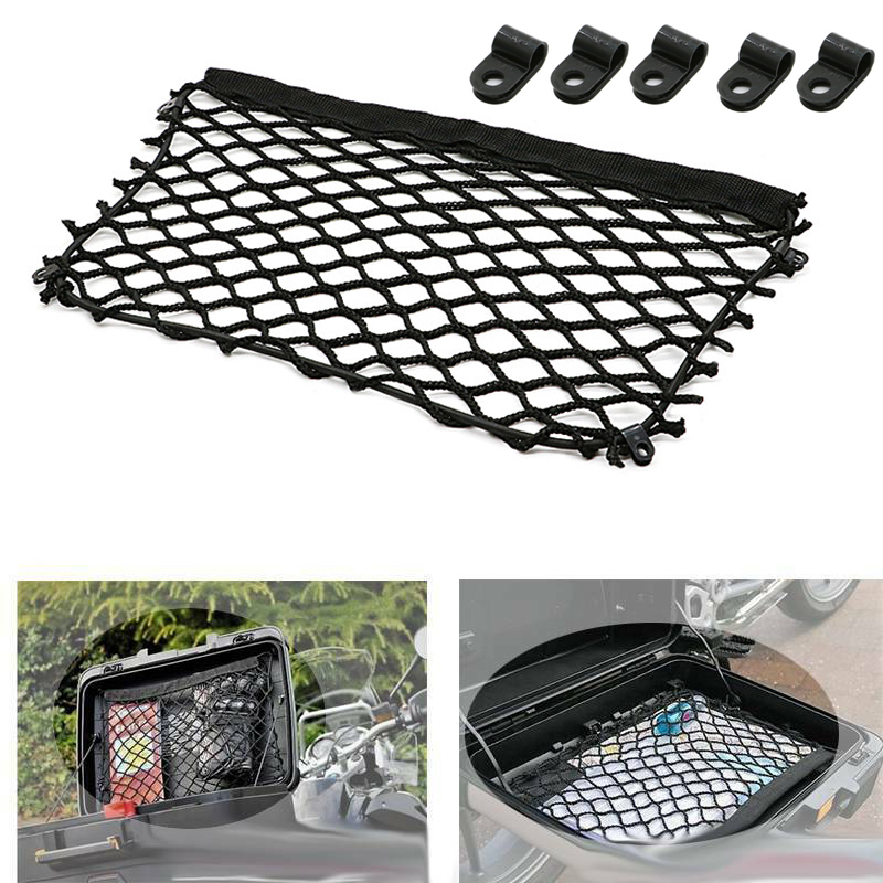 Package bags Cargo Mesh net for BMW F650GS F700GS F750GS F800GS R850GS R1200GS R1250GS Storage Bags net Vario case net suitcase