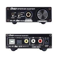 Headphone Amplifier DAC Decoder A936 Audio Dac Decoder Fever Hifi One Machine Usb Sound Card Fiber Coaxial Amp