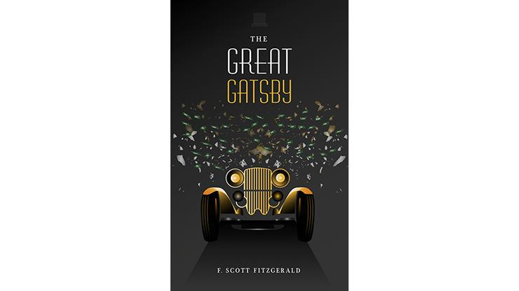 The Great Gatsby Book Test By Josh Zandman,Magic Tricks