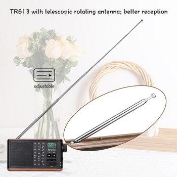 Радиоприемник RETEKESS TR613 FM/AM/SW TF-Card 4