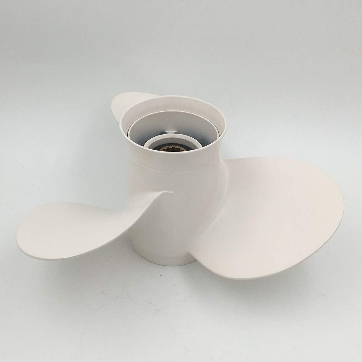 40-50HP Outboard Propeller 11 1/8 X 13-G For Yamaha 40-60HP 69W-45945-00-EL Marine Propeller Boat Parts & Accessories Aluminum