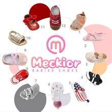 Baby Shoes Stripe Booties Cotton Comfort Soft Anti-slip