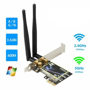 Dual Band 2.4G/5Ghz 433Mbps Wi