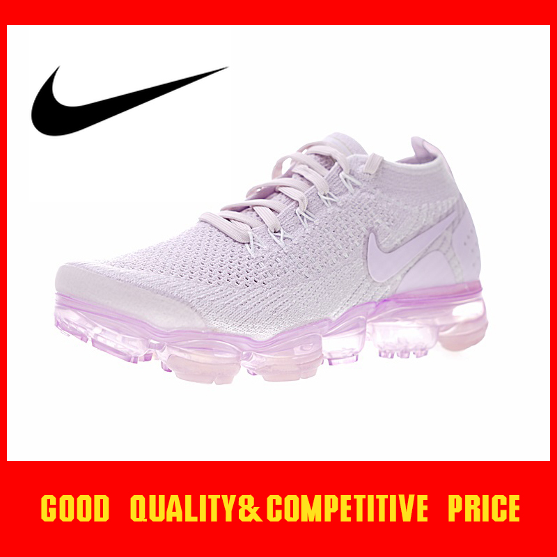 Original Authentic Nike Air VaporMax Flyknit 2.0 Women's Running Shoes Sport Outdoor Sneakers Athletic Designer 942843 201