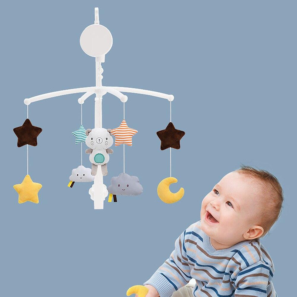 sino brinquedo urso artesanal brinquedos móveis para crianças