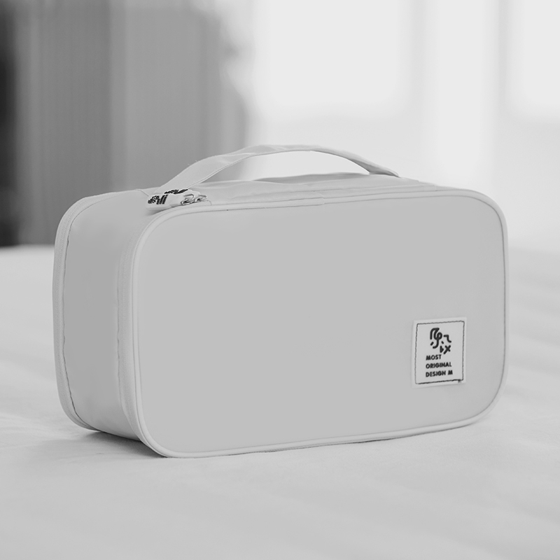 Portable Travel Organizer Multi-Purpose Storage Bag Travel Underwear Bra Socks Finishing Pouch Classification Storage Bag