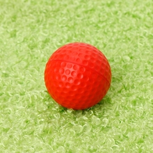 1Pc Professional Practice Golf Balls Course Play Toy Indoor Outdoor Training  87HF