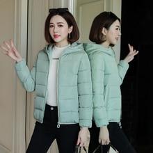 Korean Parka Women Winter Jacket Women Coat Thick Warm Parkas Outerwear Hooded Jacket Plus size XXL Female Coat Puffer Jacket стоимость