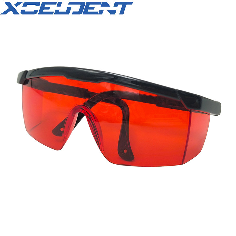 Dental Protective Glasses For Curing Light Teeth Whitening Goggles Eye Protection Spectacles Eyewear Anti-shock Goggles