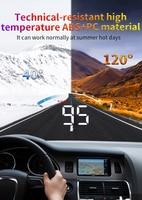 Electronic Speedometer Car HUD Display