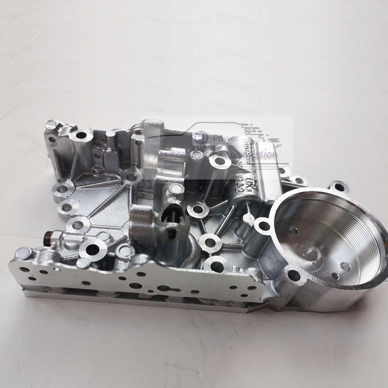 cheapest 1PCS New DQ200 DSG 0AM With 4 6MM Auto Transmission Accumulator Housing for Audi VW 0AM325066AC 0AM325066R 0AM325066C DQ200