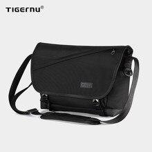 Tigernu 2021 nouvelle mode hommes 9.5L sac à bandoulière léger concepteur sacs de messager pour hommes grande capacité décontracté sac à bandoulière mâle