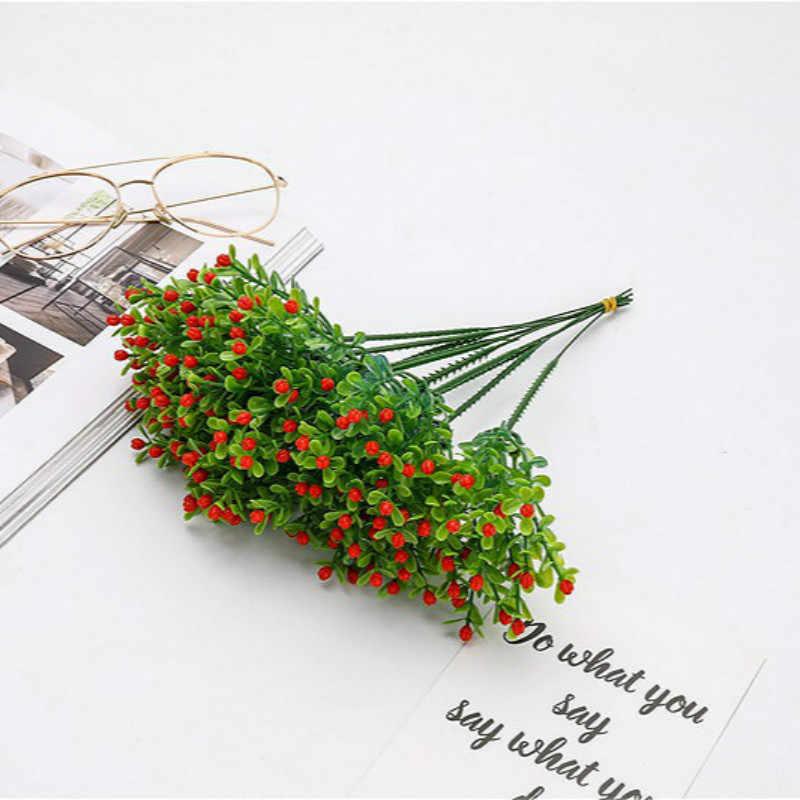 Briday 1 pc diy decoração de festa milão artificial flores falsas de casamento casa decorações festival suprimentos populares @ 1