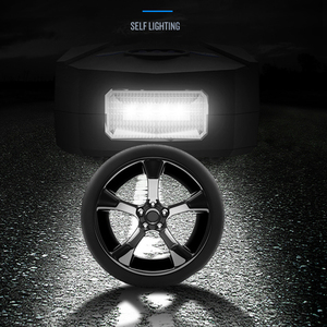 Image 4 - مضخة ضاغط هواء للسيارة عالمية منفاخ إطارات رقمي 120 واط 150PSI مضخة هواء مع مقياس إيقاف تلقائي وطوارئ قوية