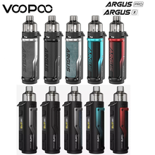 VOOPOO Argus Pro Argus X Kit 80W 3000mAh batterie 4.5ml PnP Pod Pnp VM1 0.3ohm VM6 0.15ohm bobine e-cigarette vaporisateur