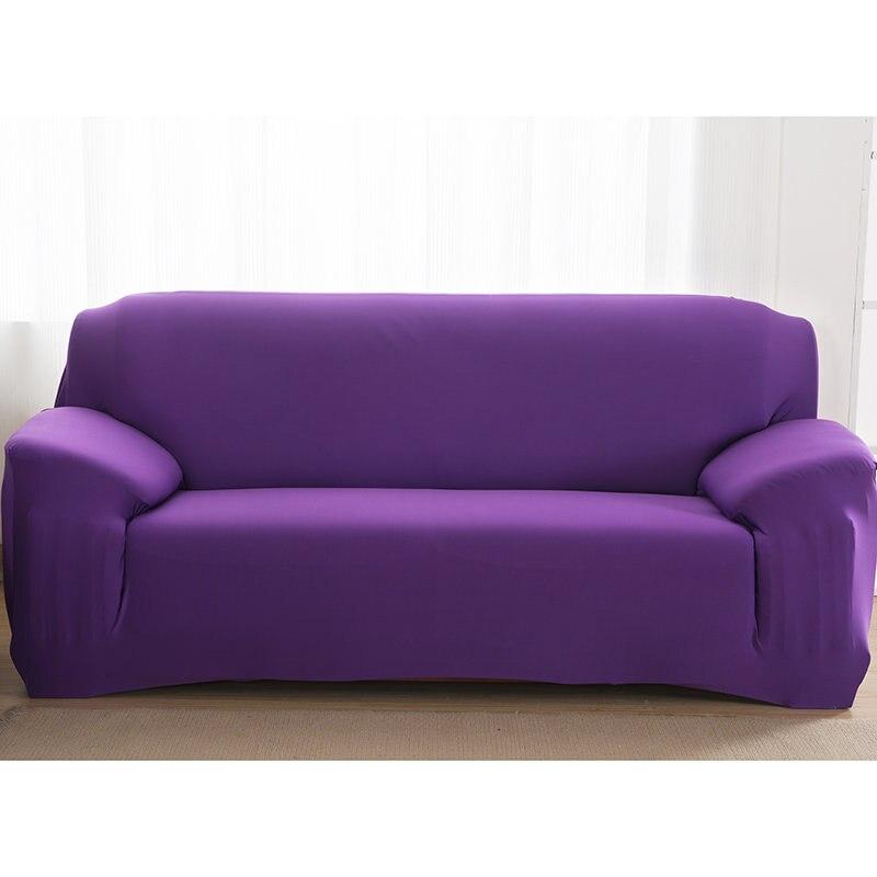 Однотонные Цвет slipcovers диван крышка покрывала для дивана стрейч для диван в гостиной диван Полотенца кресла диван Чехол для дивана