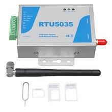 GSM Открыватель ворот реле RTU5035 операторский раздвижной пульт дистанционного доступа телефон управление открывание двери беспроводной Открыватель