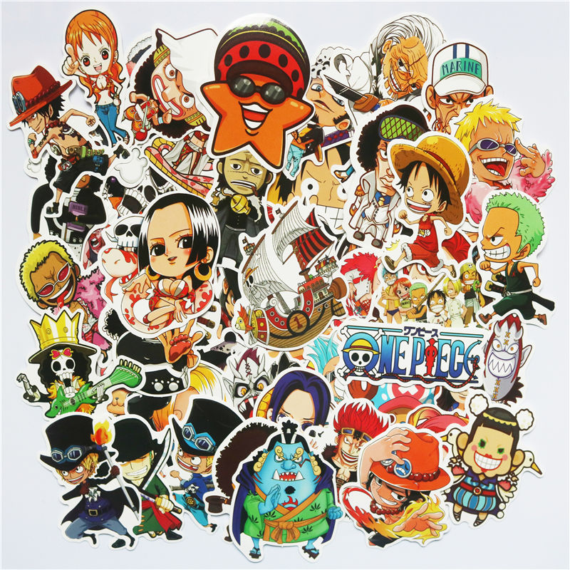 TD ZW 61Pcs/Lot One Piece Stickers Decal For Snowboard Laptop Luggage Car Fridge Car- Styling Sticker Pegatina